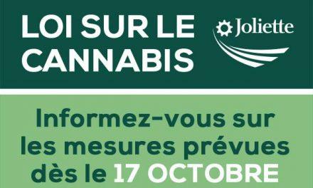 Et le cannabis, à Joliette?