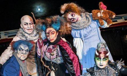 Une fête d'Halloween plus qu'amusante à Saint-Gabriel!