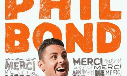Philippe Bond s'amène au Centre sportif et culturel de Brandon!