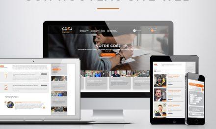 Le site internet de la CDÉJ fait peau neuve!