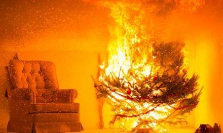 Prévention des incendies : Joyeuses Fêtes… en toute sécurité!