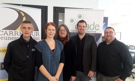 Un partenariat innovateur entre le Carrefour jeunesse-emploi de d'Autray-Joliette et L'Espace Colocaux