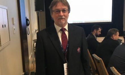 Michael Br'ind'Amour élu président du conseil d'administration de Hockey Canada