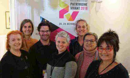 Lanaudière rayonne au Rassemblement patrimoine vivant 2018