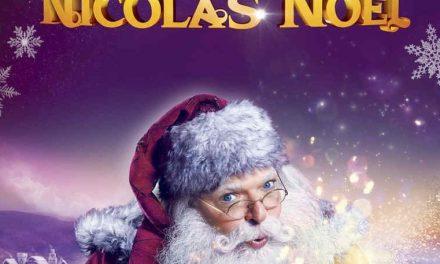 Un nouveau spectacle pour Nicolas Noël à Saint-Gabriel le 14 décembre!
