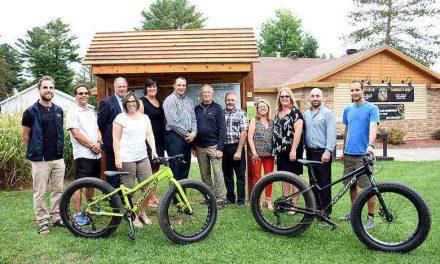 Un projet Fat Bike à l'école secondaire des Chutes