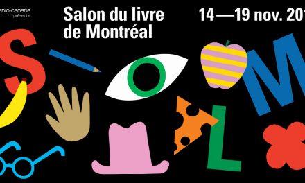Sortie au Salon du livre de Montréal
