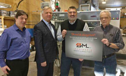 Imprimerie BBM acquiert Imprimerie Lanctôt à Joliette et y relocalise toutes ses opérations