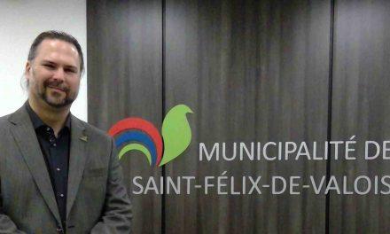 Nomination du nouveau directeur général à Saint-Félix-de-Valois