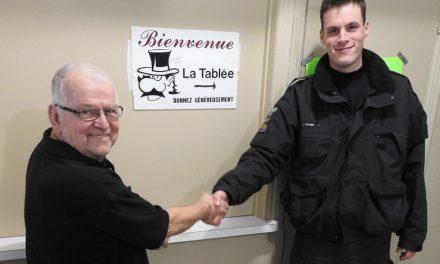 Opération cerftitude : don de viande à deux organismes de Joliette