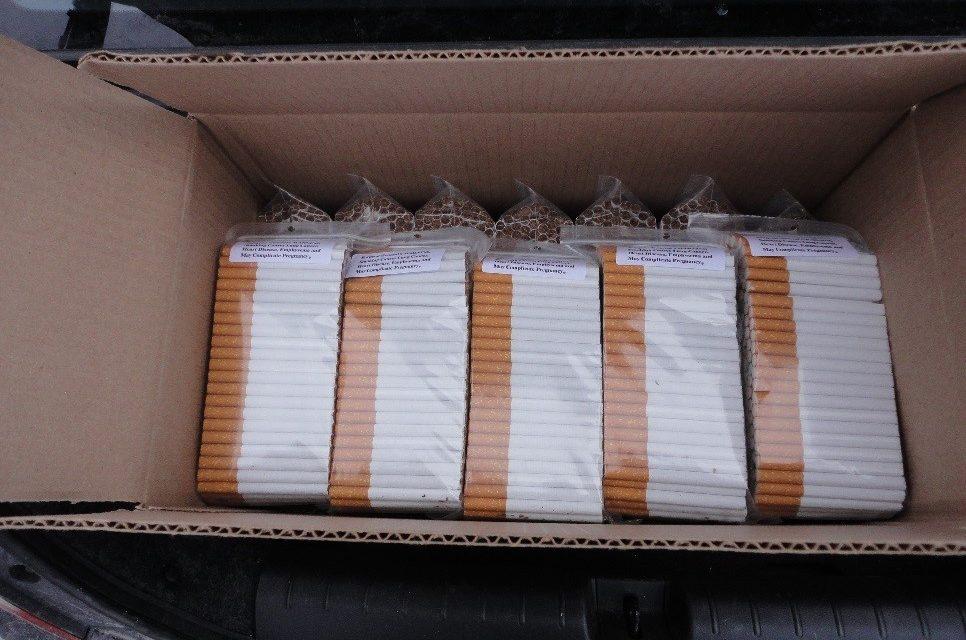 Contrebande de tabac : Près de 140 000$ d'amende à un prairiquois