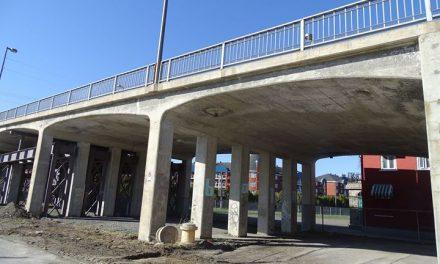 Ouverture du viaduc Sainte-Anne