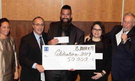 50 000 $ : Célébration 2019 enrichit un Loyolois