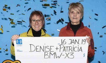 BMW X3 d'une valeur de 50 000 $ : Célébration 2019 fait des heureuses dans Lanaudière
