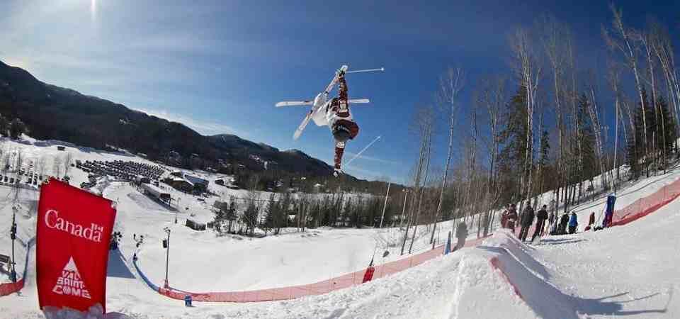 D'importants événements de ski acrobatique s'amènent dans Lanaudière