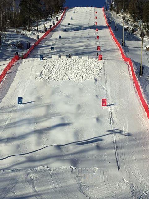 ski acrobatique , Lanaudière, Val Saint-Côme, Championnat sénior canadien