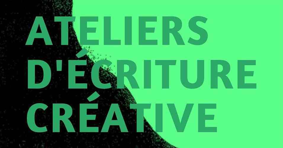 L'auteur Jonathan Harnois animera des ateliers d'écriture créative