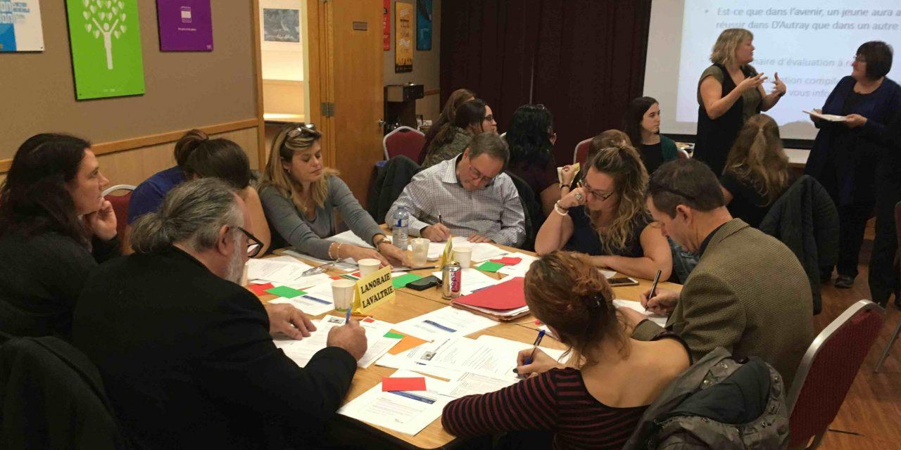 Des partenaires mobilisés pour augmenter les chances de réussite des jeunes dans D'Autray!