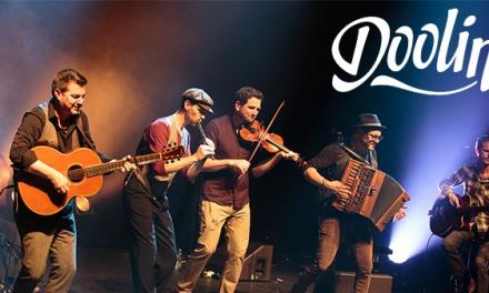 Le Festitrad et la ville de Notre-Dame-des-Prairies vous offrent Doolin!