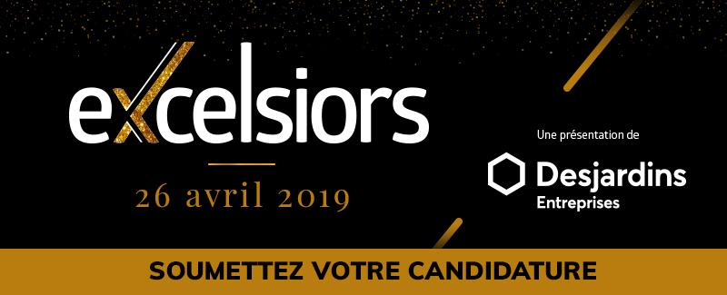 Gala Excelsiors 2019 : la période de mise en candidature est prolongée