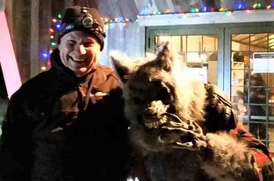 Une soirée grisante pour la Randonnée des Loups-Garous