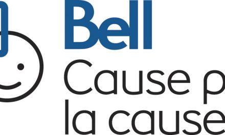 La fondation joint la conversation lors de la Journée Bell Cause pour la cause!