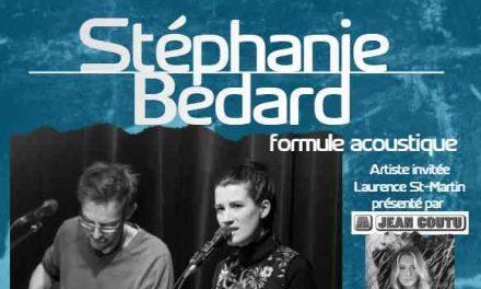 Spectacle de Stéphanie Bédard au profit de la Fondation québécoise du cancer