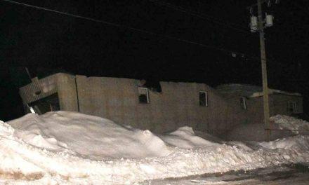 Saint-Lin : effondrement du toit d'une entreprise d'excavation