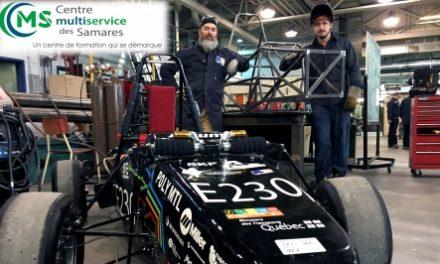Projet avec la Polytechnique Montréal: une collaboration qui se poursuit encore une fois cette année