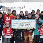 Une 12e édition pour le Défi Ski Nicoletti pneus & mécanique, l'événement-bénéfice familial par excellence dans la région!