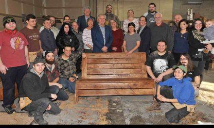 Nouveau mobilier urbain: un projet gagnant-gagnant!
