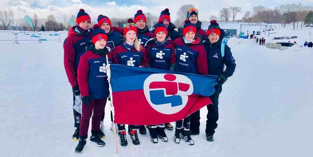 Deux athlètes du Club Défi TM Montagne Coupée médaillées des Jeux du Québec