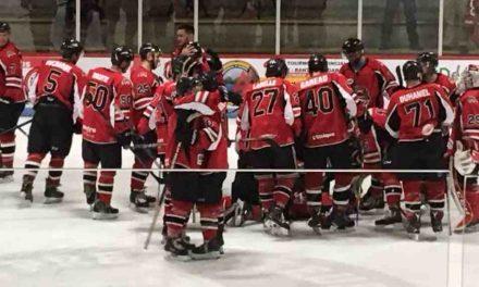 Les Loups remportent la série contre Varennes en six matchs