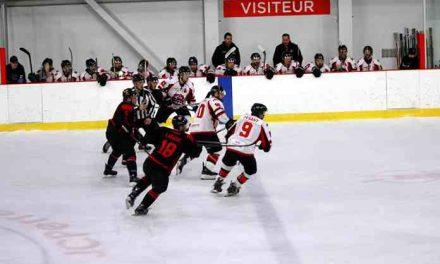 Saint-Gabriel et Saint-Roch-de-l'Achigan se divisent les deux premiers matchs
