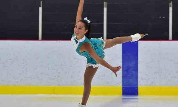 Une deuxième participation pour Andréa Khabazeh aux Jeux du Québec dans la catégorie Pré-Novice