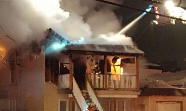Saint-Lin : un duplex détruit par un incendie