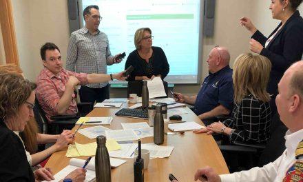 Les employés de Notre-Dame-des-Prairies perfectionnent leurs connaissances en mesures d'urgence