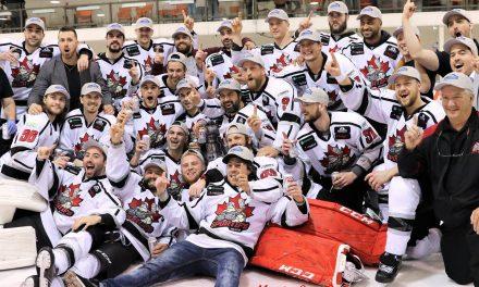 Les Sportifs Pétroles Bélanger nouveaux champions de la Ligue Sénior AAA du Québec