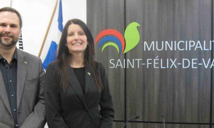Nomination de la nouvelle directrice générale adjointe à Saint-Félix-de-Valois