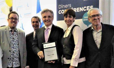 Le tirage Diocèse-Paroisses honoré par la Chambre de Commerce de Joliette