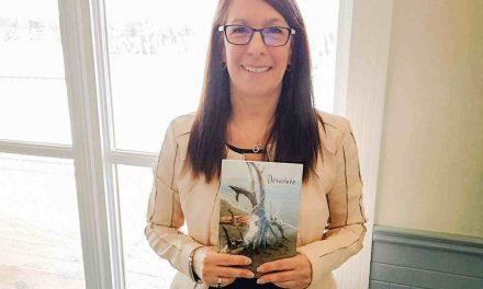 Une premier livre pour la Rawdonnoise Josée Dulude