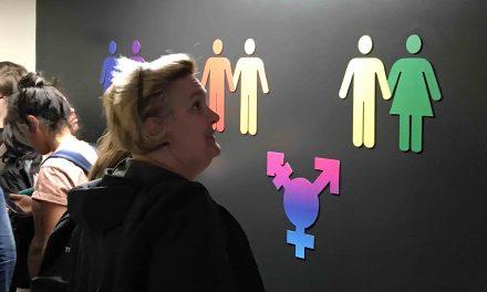 Le Cégep inaugure un escalier aux couleurs de la diversité!