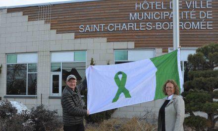 La Municipalité de Saint-Charles-Borromée souligne la Semaine nationale du don d'organes et de tissus