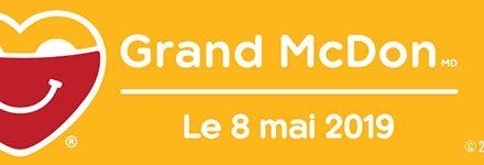 14e édition du Grand McDon au profit de la Fondation pour la Santé