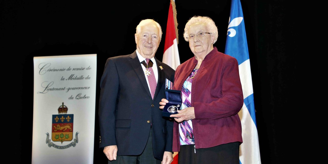 Médaille du Lieutenant-gouverneur du Québec : 49 lanaudois honorés