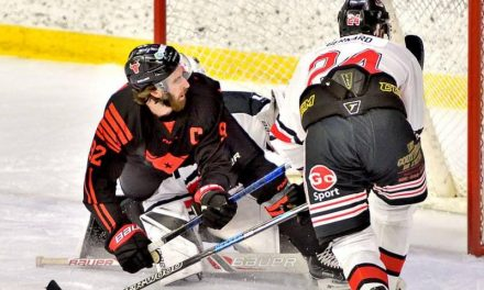 Hockey senior: Saint-Roch-de-l'Achigan remporte les deux premiers matchs de la finale