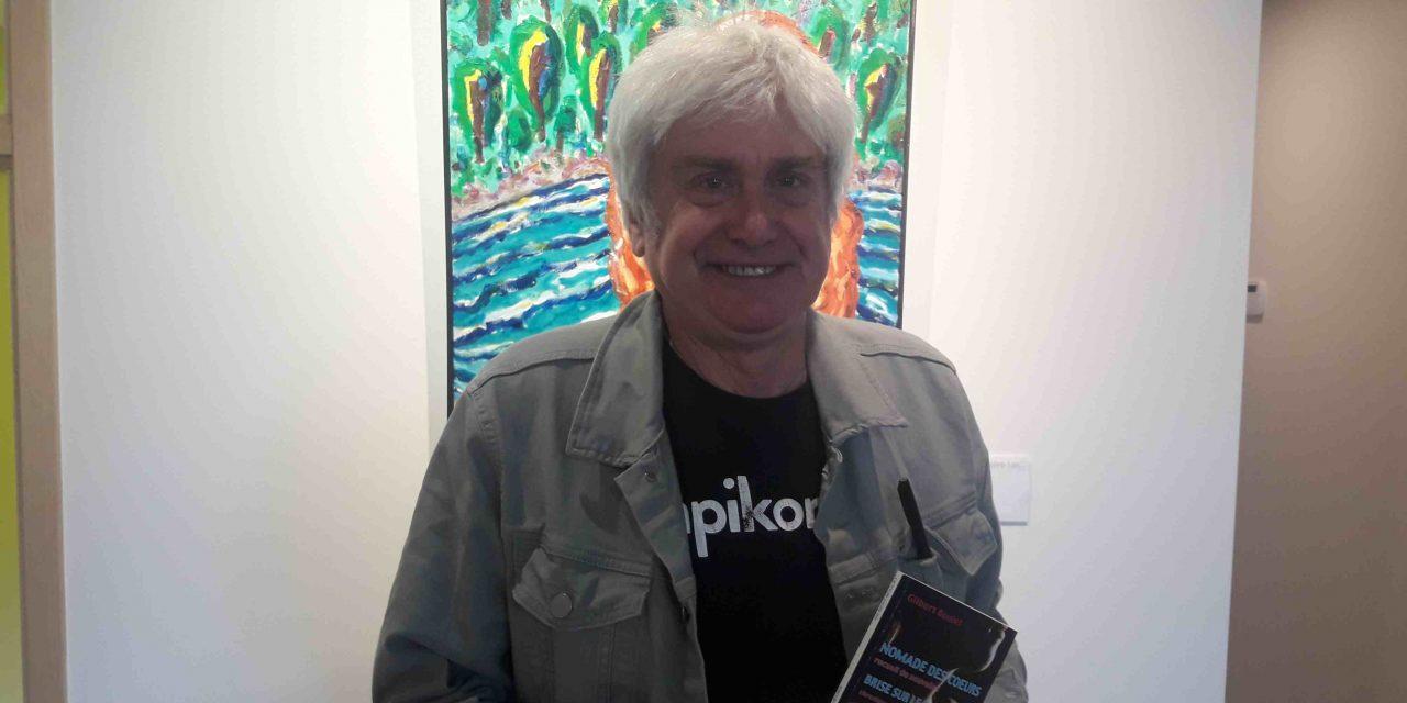 Un premier livre à 70 ans pour Gilbert Boulet