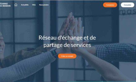 Une nouvelle plateforme internet pour le Réseau d'échange de services de Brandon