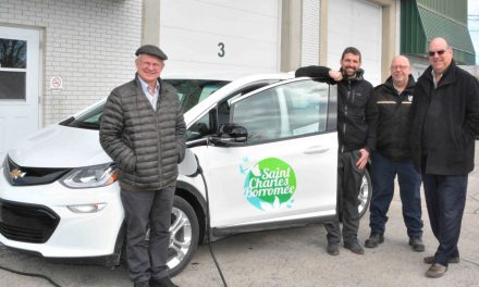 Un premier véhicule 100% électrique pour SCB