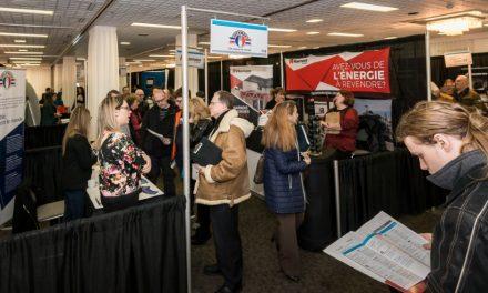 Près de 3 000 visiteurs pour la deuxième édition des Journées de l'emploi à Joliette